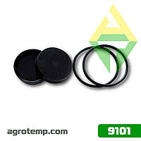Ремкомплект рабочего тормозного цилиндра 54-4-4-1-4/5 Нива, Енисей (1 шт.)