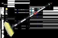 Щетка автомобильная  телескопическая 110-170cm /bs es2354 Bradas