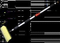 Щетка автомобильная  телескопическая 110-180см /bs es2354a Bradas