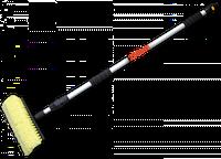 Щетка автомобильная  телескопическая 135-250см /bs es2355 Bradas