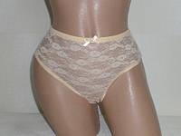Женские трусики размер XXL