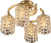 Люстра потолочная Altalusse INL-1130C-04 Gold