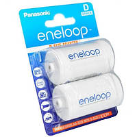 Адаптер-перехідник Panasonic Eneloop з пальчикового акумулятора АА D