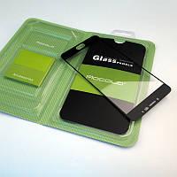 Защитное стекло Meizu M3 Note Full Cover Black, White (Mocolo 0,33мм), фото 1
