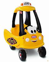 Машинка каталка самоходная Такси
