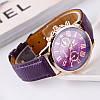 Часы женские Geneva Rosonse purple, фото 4