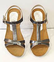 Босоножки женские кожаные Presso 3405