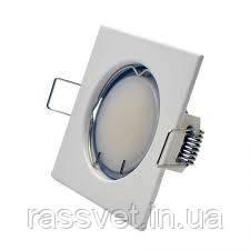 СВЕТИЛЬНИК ТОЧ. Светкомплект DS 10 WH (12V/220V, G5.3, 50W)