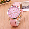 Годинники жіночі Geneva Rosonse pink, фото 2