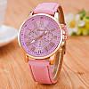 Годинники жіночі Geneva Rosonse pink, фото 3