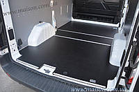 Обшивка фургона - фанерный пол фургона Maison MegaPolyk
