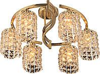 Люстра потолочная Altalusse INL-1130C-06 Gold