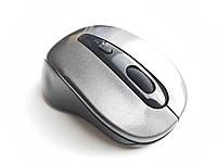 Беспроводная компьютерная мышка (Серая)