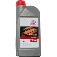 Масло моторне Toyota Engine Oil 5W-40 1л (08880-80836)