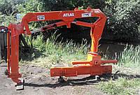 Кран-манипулятор ATLAS 910 C A1 вылет - 4.3м на вылете - 600кг