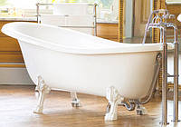 Классическая ванна на львиных лапах Treesse Epoca V5071 170 см