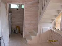 Деревянные лестници.Изготовление и установка.