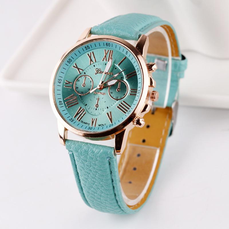 Часы женские Geneva Rosonse mint
