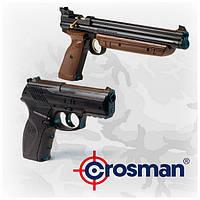 Пневматические пистолеты Crosman (США)