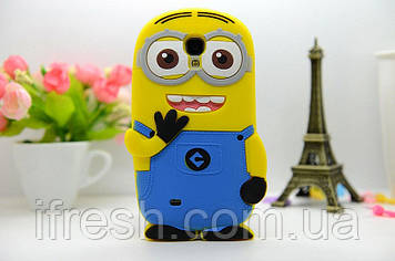 Чехол Миньён для Samsung S4, #2