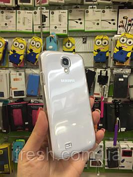 Чехол пластик прозрачный для Samsung Galaxy S4