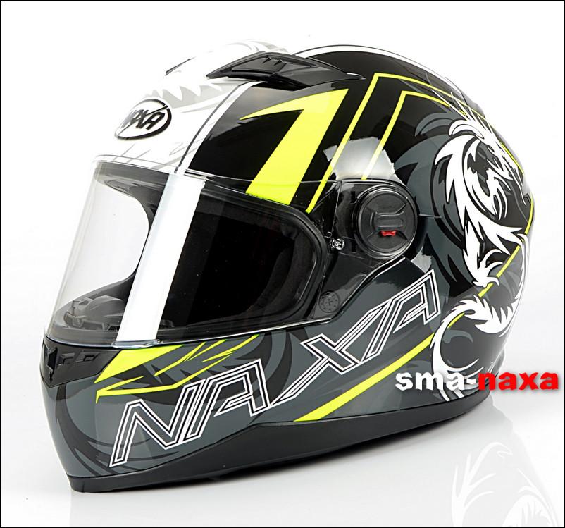 Мотоциклетный шлем NAXA F20E / M
