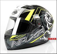 Мотоциклетный шлем NAXA F20E / M, фото 1