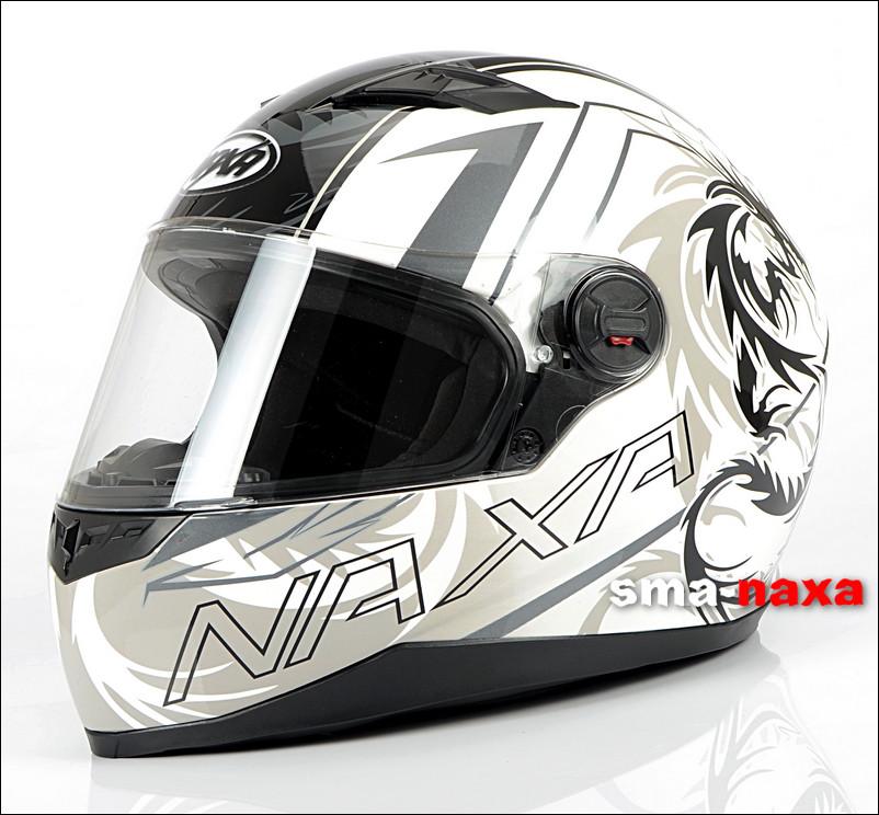 Мотоциклетный шлем NAXA F20A  / L