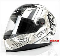 Мотоциклетный шлем NAXA F20A  / L , фото 1