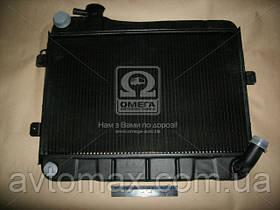 Радіатор охолодження ВАЗ 2103, 2106 2-х рядний