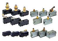Микровыключатели серии МП 1000, МП 2000