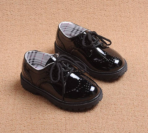 15582c051 Детские классические туфли черные лаковые: продажа, цена в Харькове ...