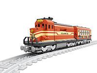 Конструктор AUSINI 25902  Железная дорога 630 дет.