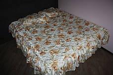Покрывало с подушками на двухспальную кровать, фото 2