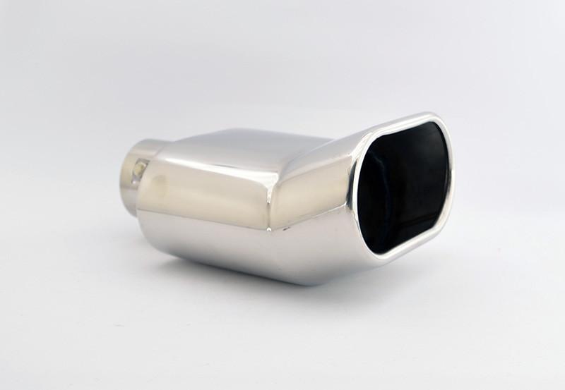Насадка на глушитель автомобиля  55-35 мм