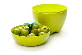 Контейнер для хранения фруктов Happle Container Qualy