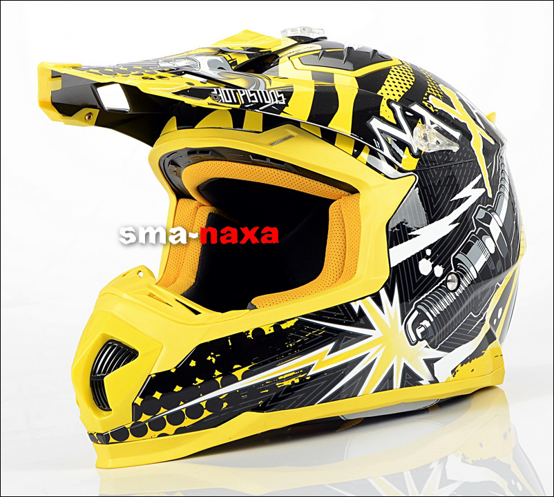Мотоциклетный шлем NAXA C8/E CROSS QUAD ATV  / S