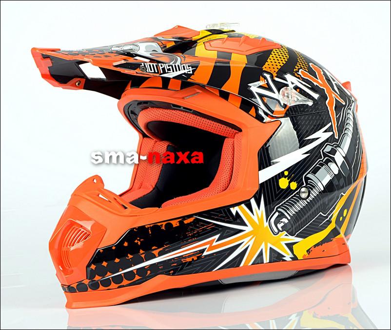 Мотоциклетный шлем NAXA C8/D CROSS QUAD ATV  / M