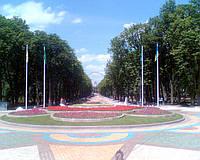 Флагшток 20 (м)