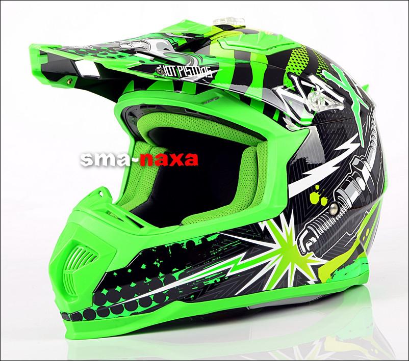 Мотоциклетный шлем NAXA C8/C CROSS QUAD ATV  / M