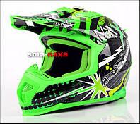 Мотоциклетный шлем NAXA C8/C CROSS QUAD ATV  / M, фото 1
