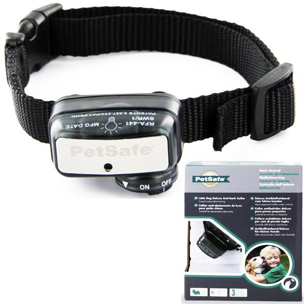 PetSafe Deluxe АНТИЛАЙ Anti-Bark электронный ошейник против лая для собак
