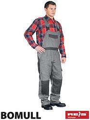 """Защитные брюки типа """"комбинезон"""" Bomull BOMULL-B SDS"""