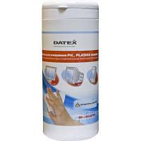 Салфетки DATEX for TFT/PDA/LCD tub-50x50-pack (5835R)