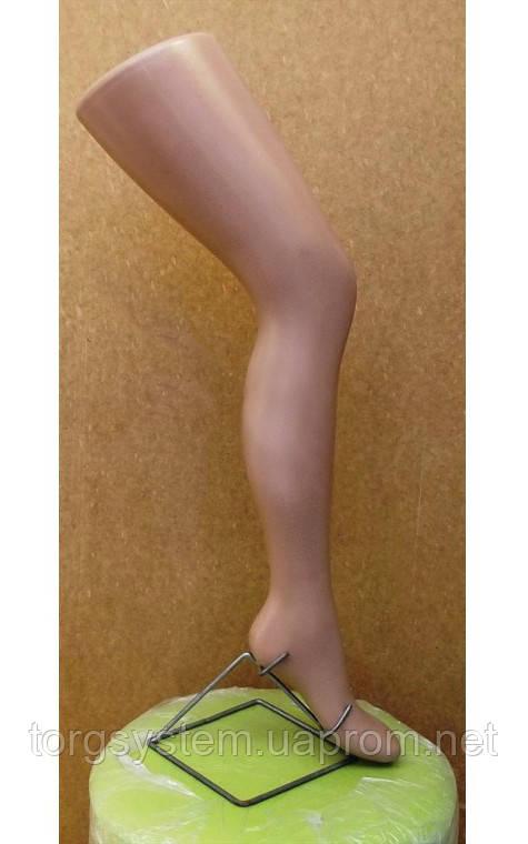 Манекен объемный нога (колготочная)