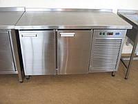 Стол холодильный с распашными дверями СХ-1400x700