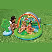 Детский надувной игровой центр Intex 57421