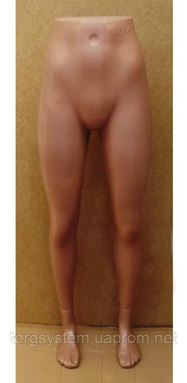 """Манекен объемный ноги женские джинсовые """"Алена"""""""