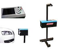 Реглоскоп - лазерный и цифровой прибор для настройки света фар