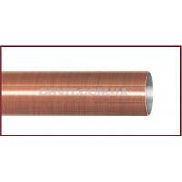Труба к кованым карнизам гладкая ø16мм цвет медь длина 1,6м